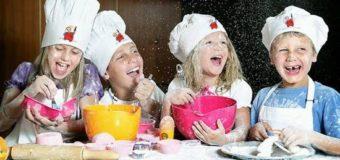 Маленьких лучан запрошують на захоплююче ігрове шоу «Весела кухня»
