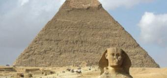 У піраміді Хеопса знайшли потаємну кімнату