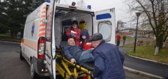 Волинські рятувальники вдосконалювали навички ліквідації пожежі в лікарні. ФОТО