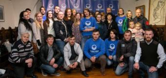 """Україна нарешті почала говорити «ні», – Аліна Шпак на """"Файній гутірці"""" у Луцьку. ФОТО"""