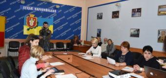 У Луцьку журналістів навчали, як розповідати про людей з інвалідністю
