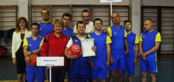 Лучани взяли участь у чемпіонаті України з баскетболу