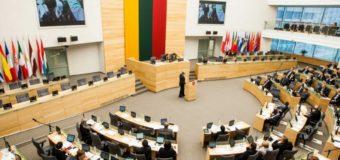 У Литві депутат прийшов до парламенту нетверезим, поліція почала перевірку