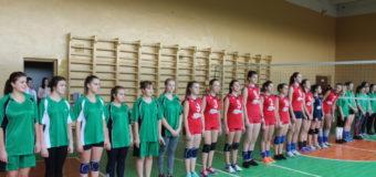 У Луцьку стартували змагання з волейболу за програмою Спартакіади міста-2017