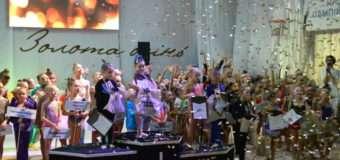 Юні лучанки вибороли медалі на турнірі з художньої гімнастики