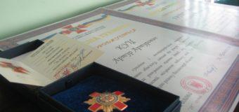 Волинські рятувальники, які брали участь в пошуку заблукалих дітей, отримали нагороди