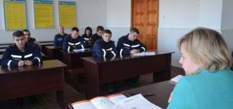 У Луцьку вогнеборцям розповіли про права людини. ФОТО