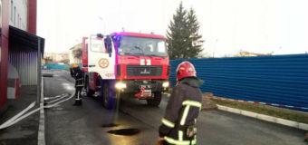 У Луцьку оперативно ліквідували умовну пожежу. ФОТО