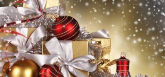 Привітання начальника ГУ ДФС у Волинській області з Новим роком та Різдвом Христовим