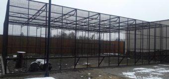 У Луцькому зоопарку побудували вольєр для нового мешканця. ФОТО