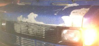 У Луцьку п'яний водій вкусив за палець інспектора