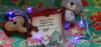 У Луцьку для малюків на свята пропонують придбати сертифікат на незабутні розваги
