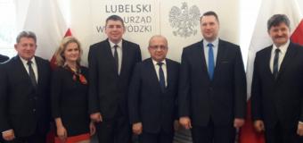 Розвиток українсько-польського партнерства: Володимир Гунчик з робочим візитом у Любліні