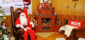 На Волині створили резиденцію Санта-Клауса. ФОТО