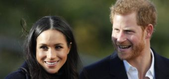 Британська монарша родина назвала дату одруження принца Гаррі