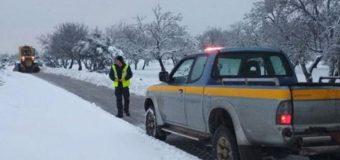 Снігопад у Греції викликав колапс на дорогах