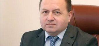 Григорій Пустовіт вітає працівників прокуратури із професійним святом
