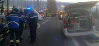 У Франції поїзд зіткнувся зі шкільним автобусом, є загиблі