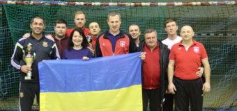 Лучани брали участь у Міжнародному турнірі із футзалу