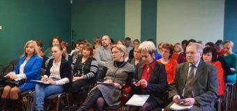 Статистика і культура: волинські децентралізатори зібрали представників ОТГ на навчання. ФОТО