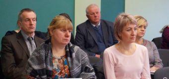 У Луцьку вивчали досвід волинських ОТГ у сфері надання соцпослуг. ФОТО