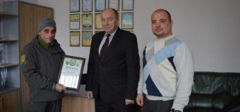 Колектив волинських лісівників відзначили одним із кращих волонтерів в Україні