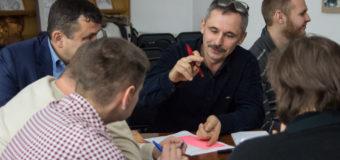 Волинських фермерів та учасників АТО навчали бізнес-плануванню