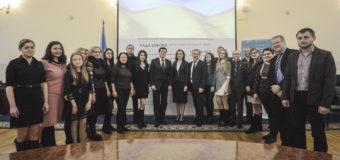 Нагородили регіональних журналістів за краще висвітлення реформи децентралізації