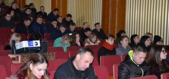 До Волинських поліцейських завітав мандрівний фестиваль документального кіно. ФОТО
