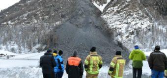 Жителі села в Австрії через обвал гори опинилися відрізані від світу на Різдво