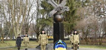 Лучани вшанували учасників ліквідації наслідків аварії на Чорнобильській АЕС. ФОТО