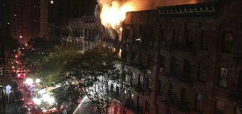 У Нью-Йорку сталася найстрашніша пожежа за 25 років. Є загиблі