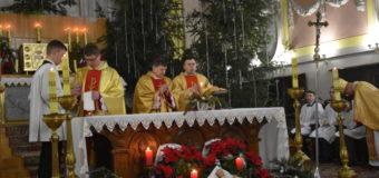 У Луцьких храмах відбулися святкові різдвяні меси. ФОТО