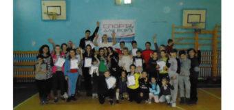 У Луцьку провели фестиваль спорту «Здорова нація – сильна Україна». ФОТО