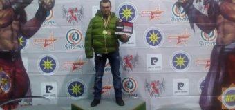 Військовослужбовець 14-ої ОМБр став презером Чемпіонату світу з ММА