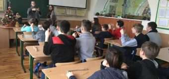 До Луцька на Різдвяні вихідні приїхали діти з Луганщини