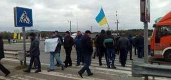 """Протест на """"Ягодині"""": правоохоронці попереджають активістів про відповідальність"""