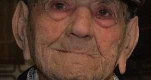 Помер найстаріший у світі чоловік. Йому було 113 років