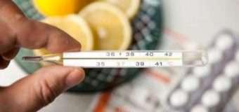 На Волині за тиждень на грип захворіло 500 осіб