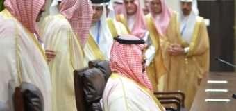 11 принцив затримали у Саудівській Аравії