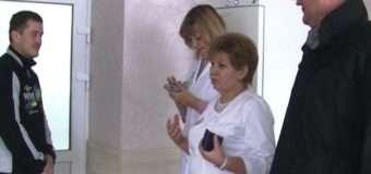 Благодійний німецький фонд передав меблі двом госпіталям, що у Луцьку