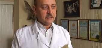 Медик обласного госпіталю ветеранів війни запатентував свій метод лікування
