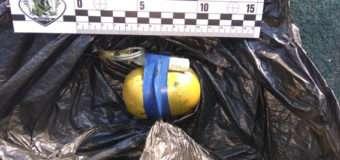 У 25-річного волинянина знайшли гранату та запал