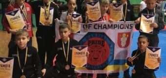 Волиняни виграли чемпіонат України з вільного козацького бою