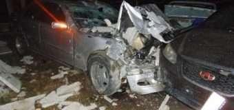 Більше 20 автомобілів пошкоджено в наслідок ДТП у Рівному