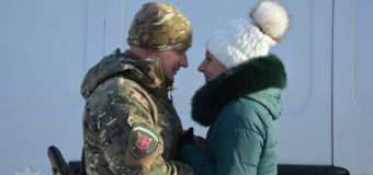 У зону АТО відправилися волинські бійці «Світязя»