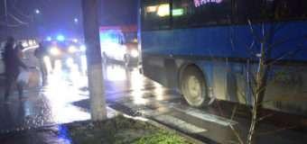 На Волині автобус збив на пішохідному переході 53-річну жінку