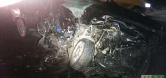 Неподалік Луцька зіткнулись автобус та легковик: загинуло двоє людей