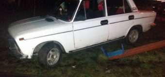 Серед ночі у Луцьку п'яний водій заїхав на дитячий майданчик