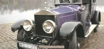 Продають Rolls-Royce, який належав царю Миколі ІІ